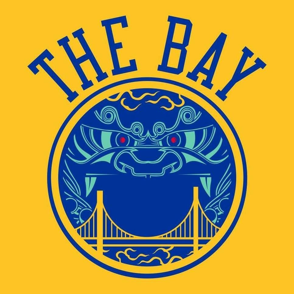 f9ab1582fcec Golden State Warriors Logo NBA 2018