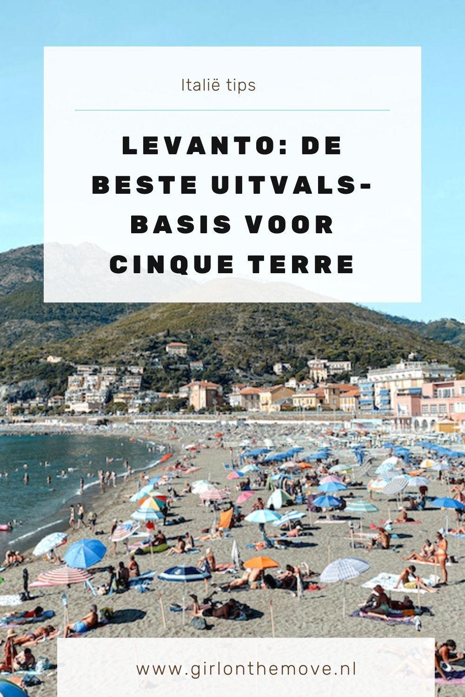 Wat te doen in Levanto: de leukste bezienswaardigheden