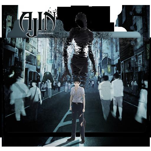 Ajin /// Genres Action, Horror, Mystery, Seinen