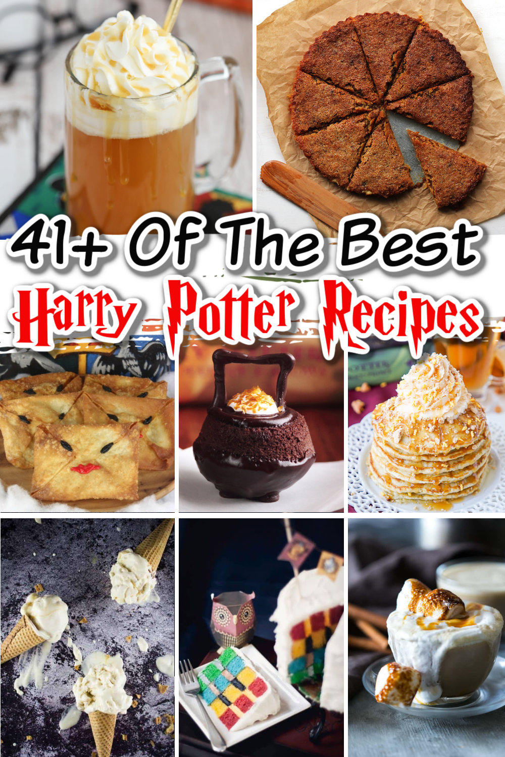 41 Magical Harry Potter Recipes In 2021 Harry Potter Food Harry Potter Parties Food Harry Potter Treats