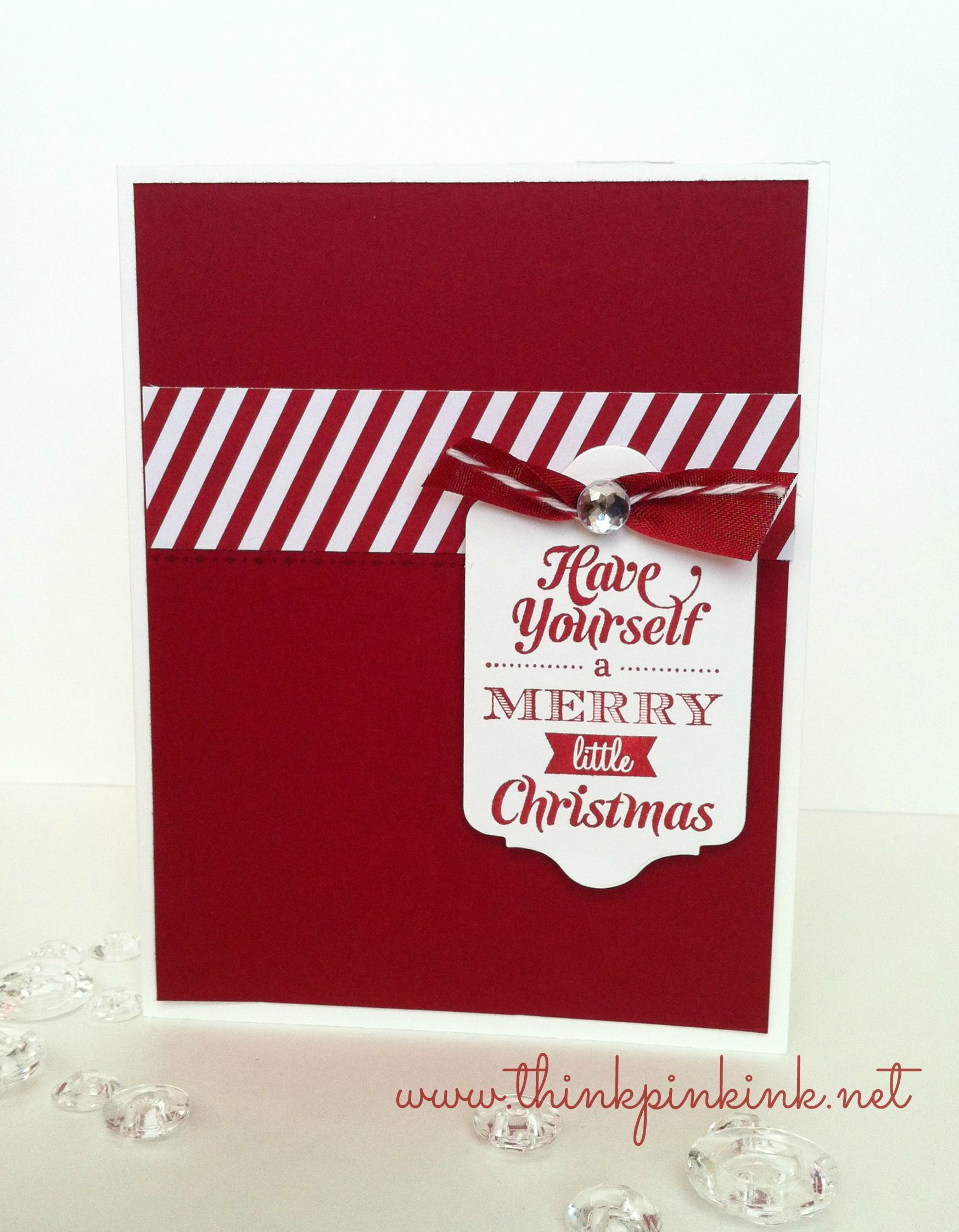 Have Yourself A Merry Little Christmas By:thinkpinkink   Cards ...