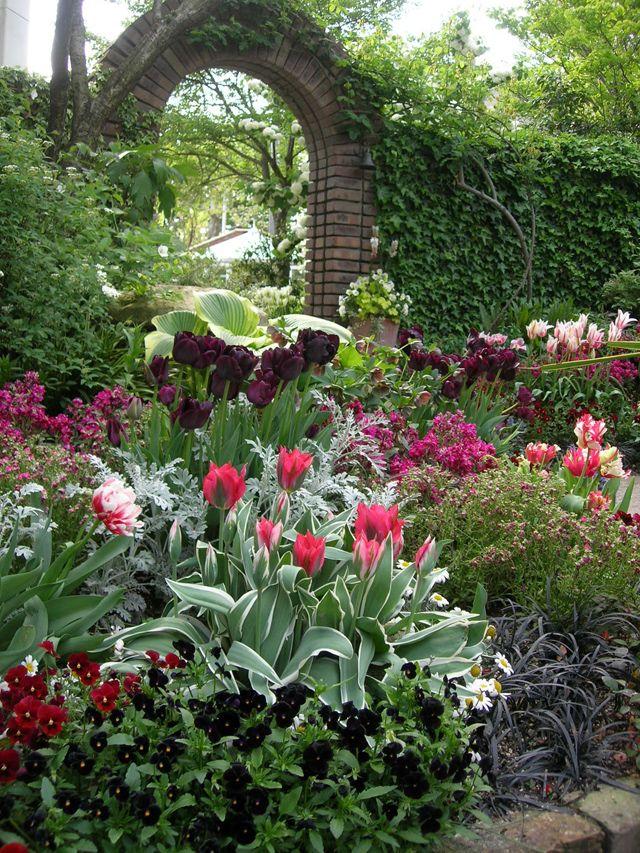 Pin de Maris Zavala en jardines Pinterest Jardines, Jardín y