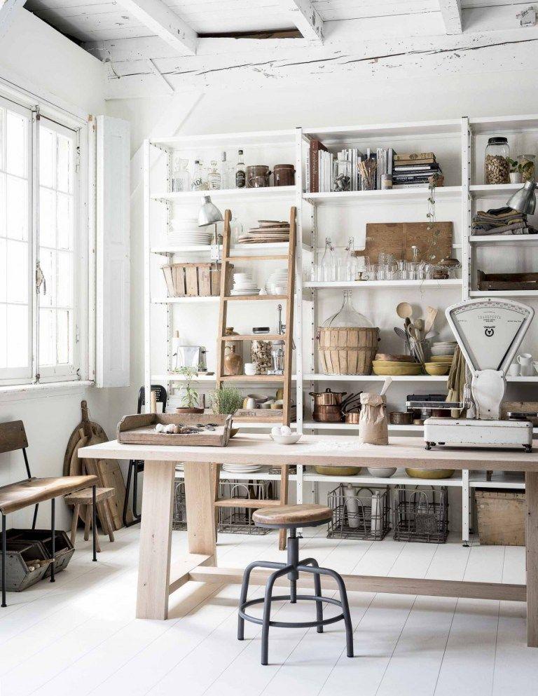 Feuille De Style Aux Pays Bas Planete Deco A Homes World Decoration Style Industriel Retro Idees De Decor Deco Maison