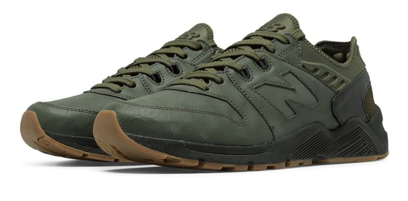816e352a92 New Balance 009 Mens Shoes Brown with Black - Ships fast and ...