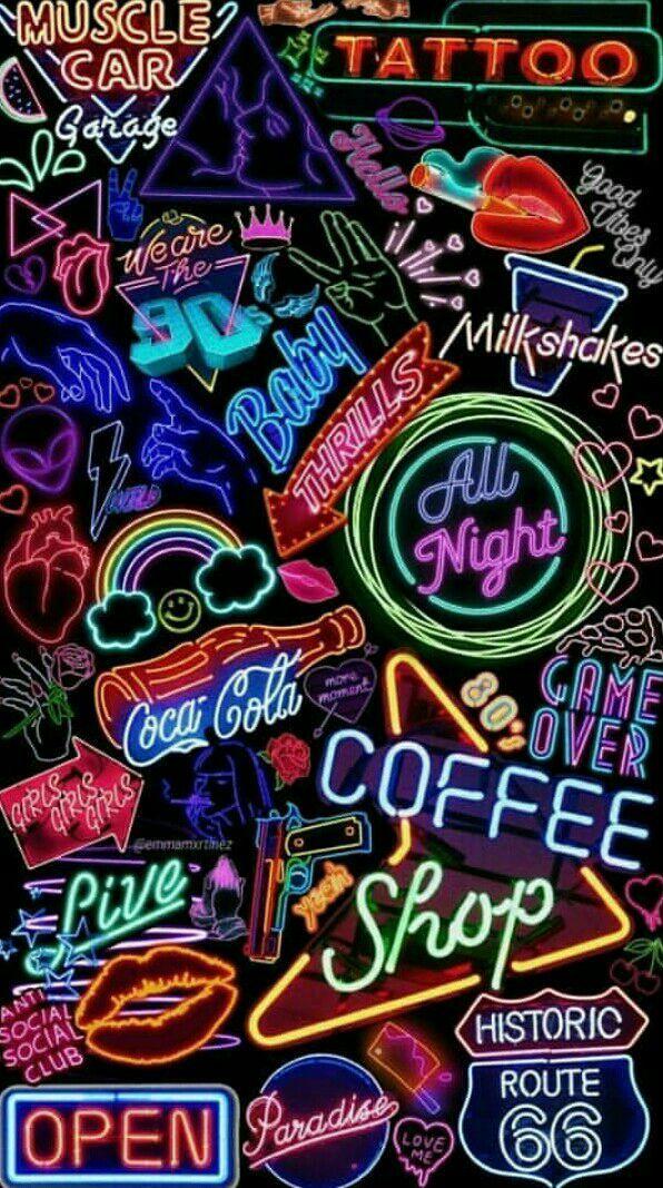 Aesthetic Collage Wallpaper Ariana Grande Aesthetic