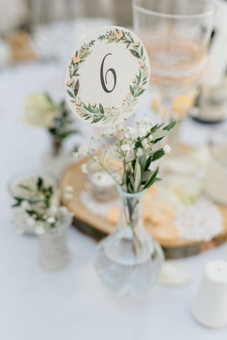 Vintage Hochzeit in Grün und Apricot – Boda fotos
