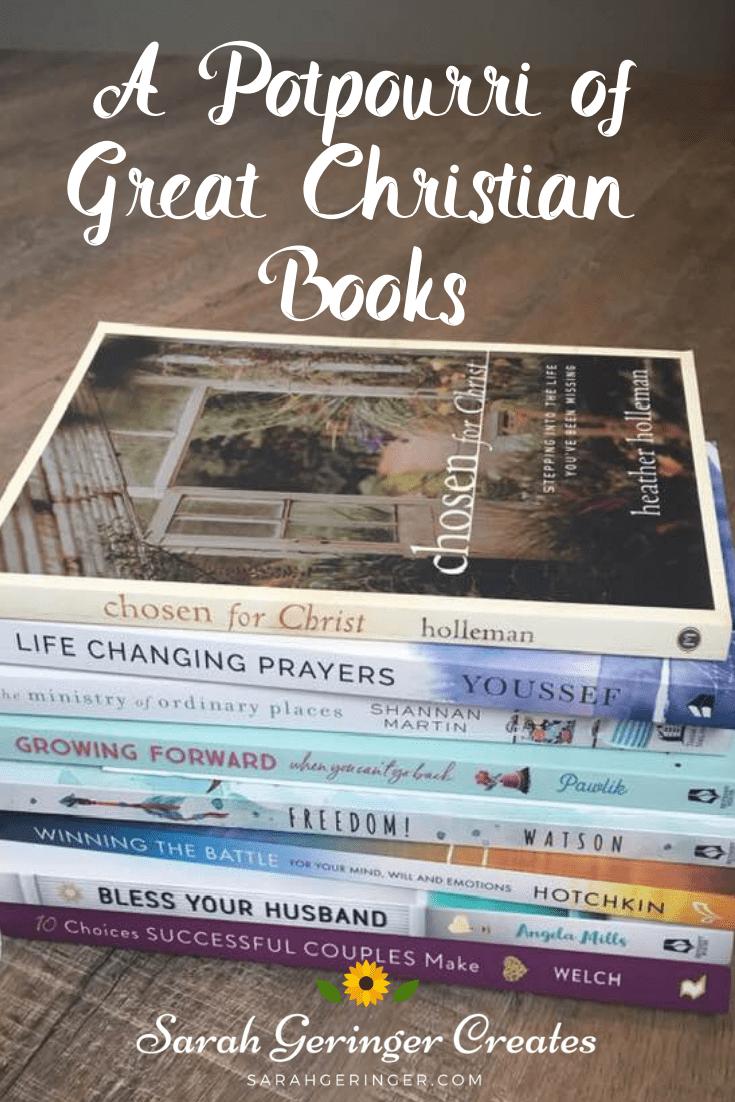 A Potpourri of Great Christian Books | Holy Spirit