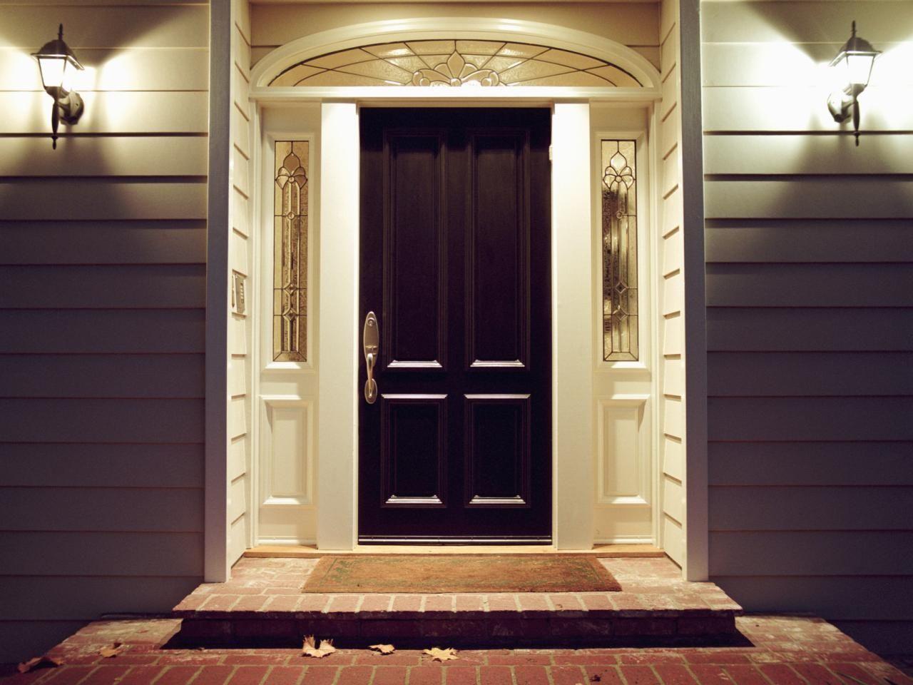 Front Door Exterior Lights Httpthefallguyediting