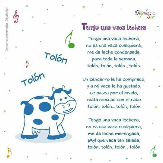 Pin On Canciones Infantiles