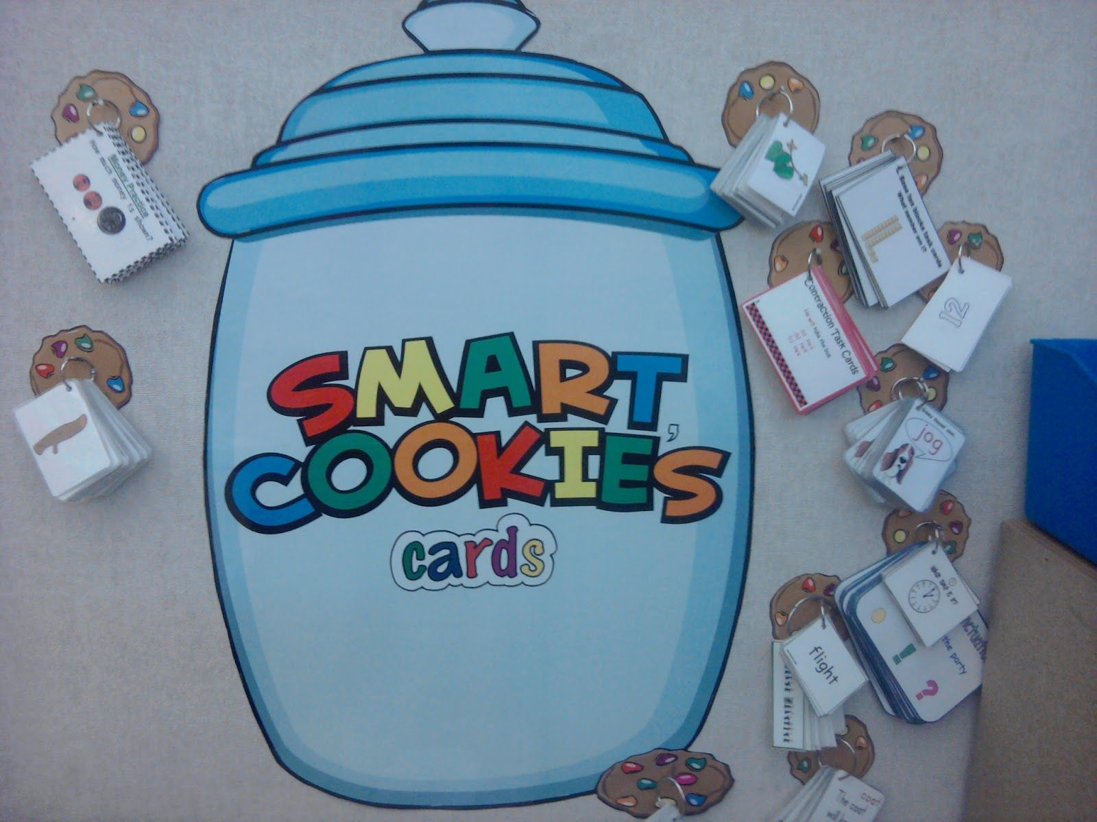 Smart Cookie Cards With Images