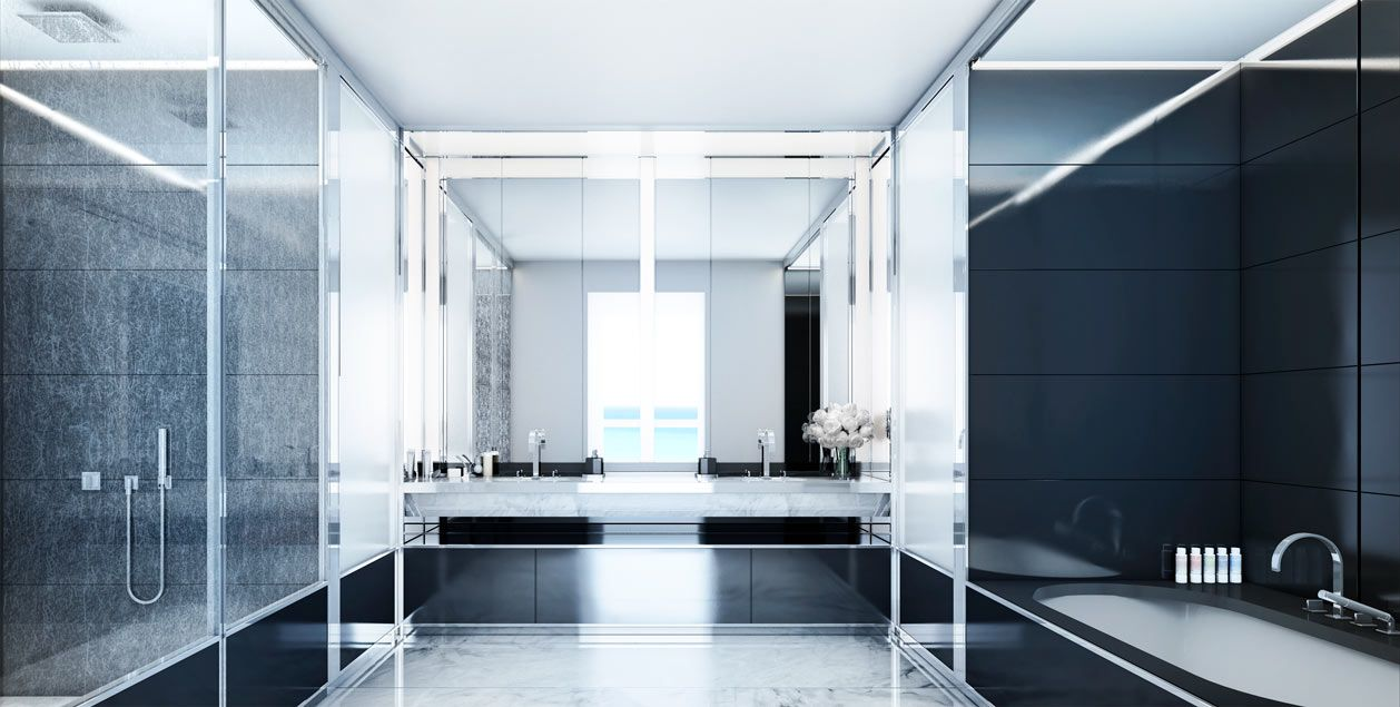 Bathroom Design Miami interior bathrooms at faena house miami beach | faena house