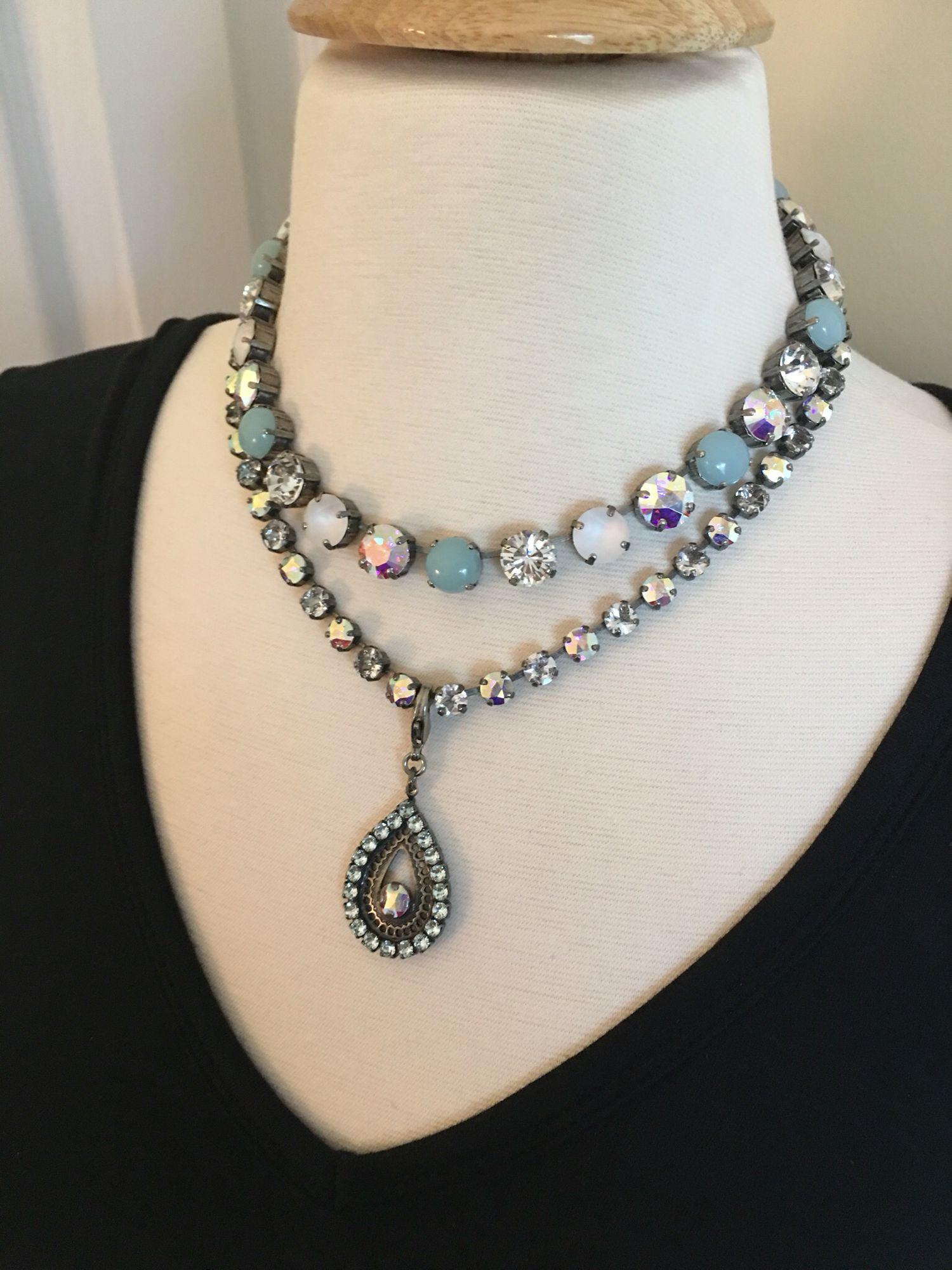 Sabika look necklace - Sabika Winter 16 Collection Www Sabika Jewelry Com Donnarossi