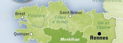 #Tremblement de #terre de magnitude 4,5 dans la région de #Vannes
