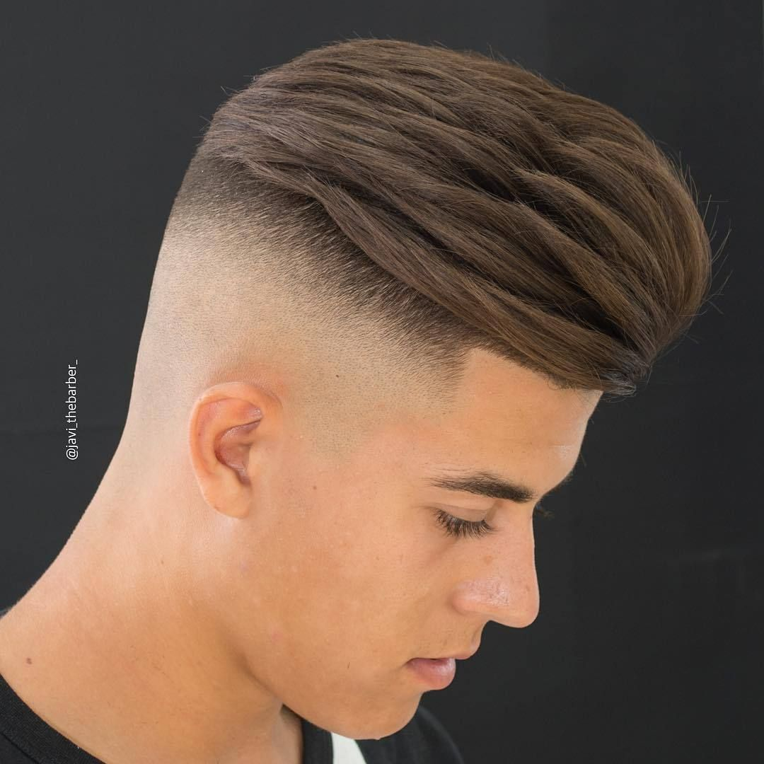 15 coolest undercut hairstyles for men high skin fade - Coupe undercut homme ...
