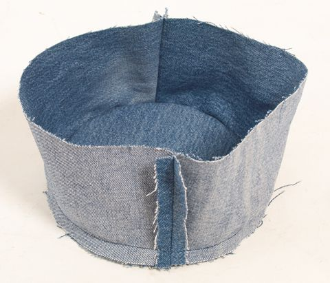 Free pattern  denim reversible bucket hat  38a3715b96