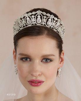 Royal Diamond Headpiece