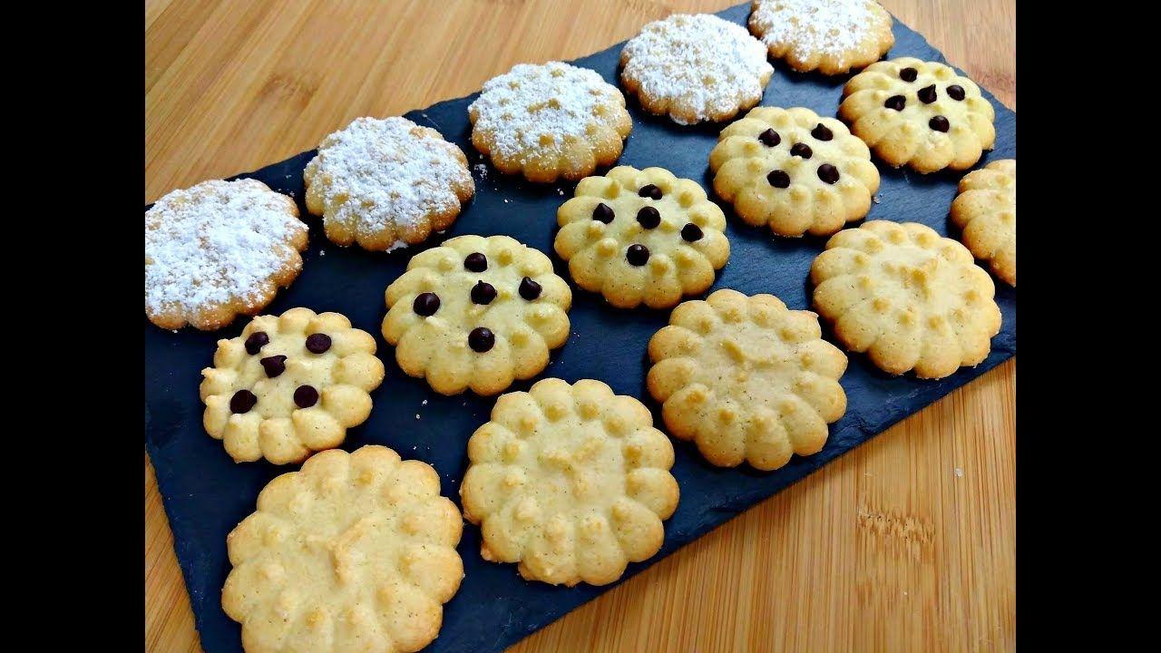BISCOTTI DI FROLLA MONTATA LIGHT FACILI Tea Biscuits