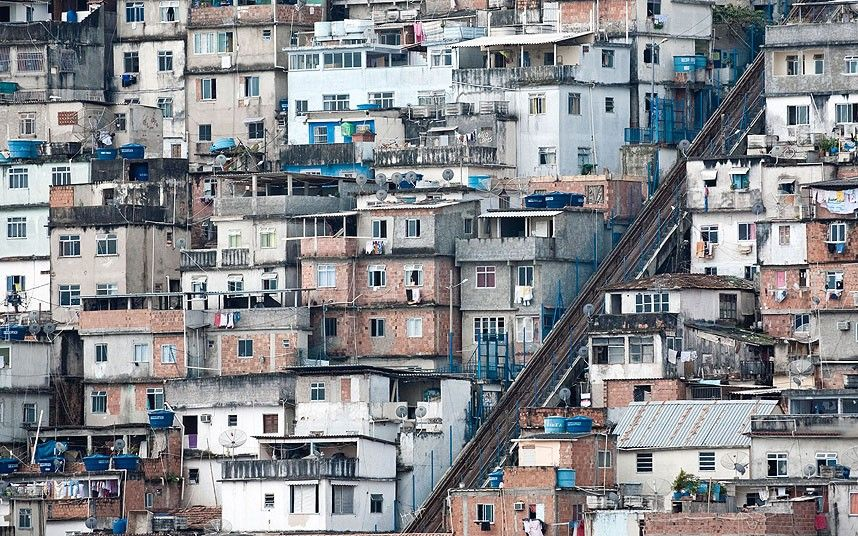 Google Removes Word Favela From Rio Maps