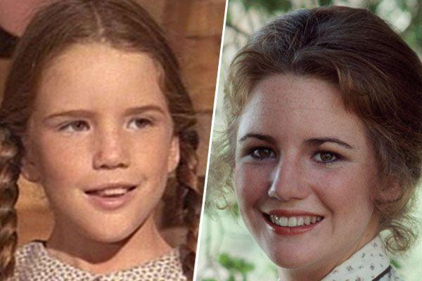 """Melissa Gilbert (Laura Ingalls dans """"la petite maison dans la prairie)"""