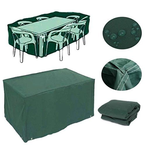 Feikai outdoor all weather furniture cover waterproof rain cover feikai outdoor all weather furniture cover waterproof rain cover garden cases shelter square patio rattan wicker tables chairs dining cube sofa sets workwithnaturefo