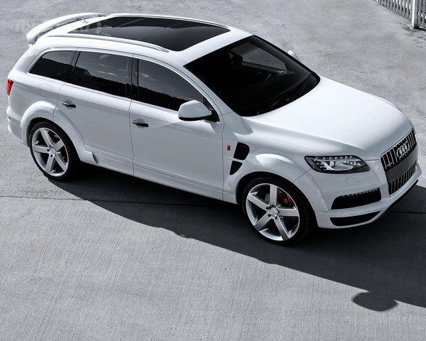 2012 Audi Q7 Quattro 3 0 Diesel S Line By A Kahn Design Audi Q7 Audi Q7 Quattro Audi