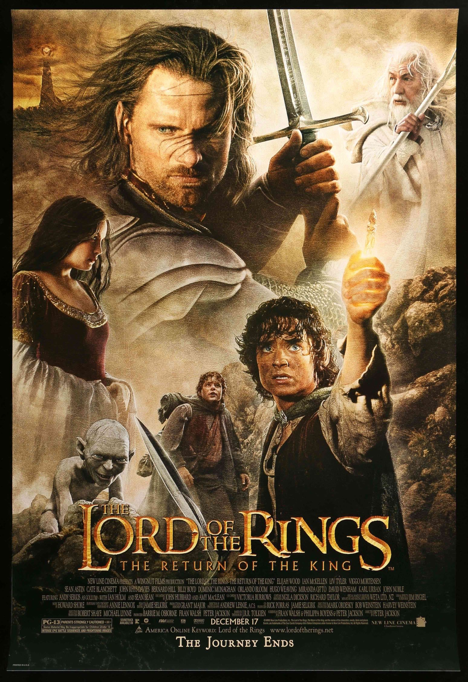 The Lord Of The Rings The Return Of The King Blockbuster Movies Kings Movie Popular Movies