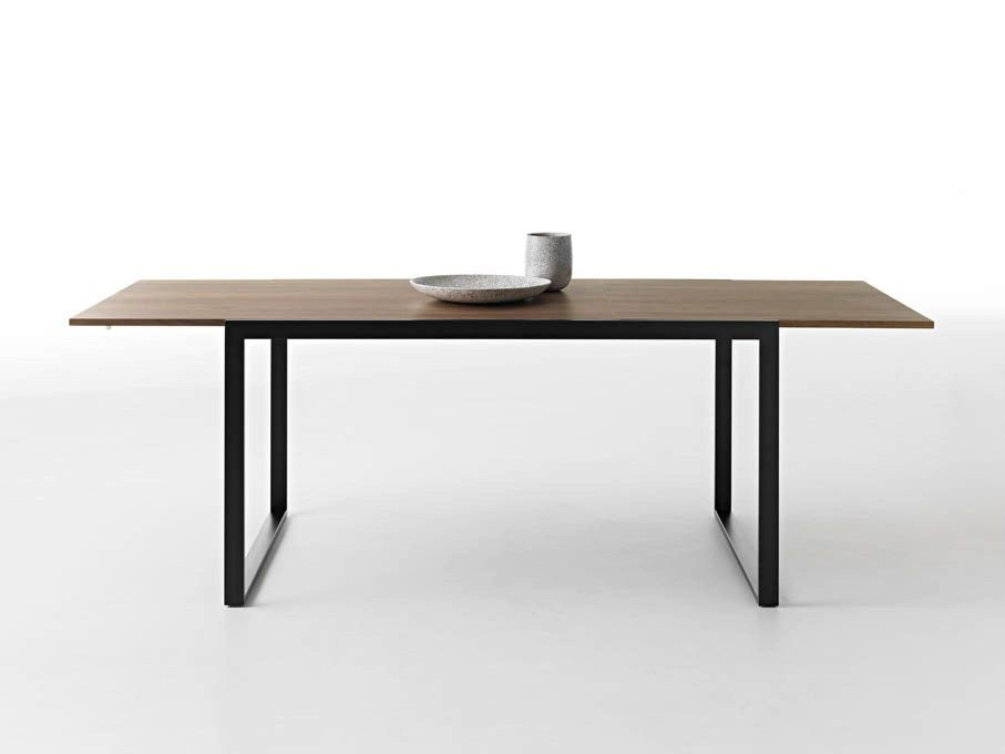 Ausziehbarer Tisch Aus Holz Wow Plus By Casamania Horm