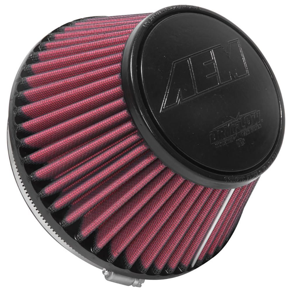 AEM 6 inch x 4 inch DryFlow Tapered Conical Air Filter