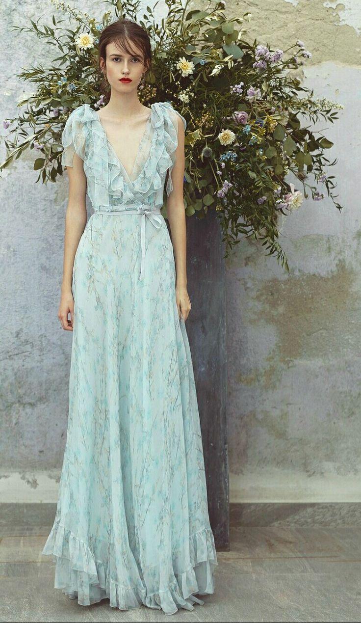 ☆Luisa Beccaria | Resort 2018 | 2018 Evening Dresses | Pinterest ...