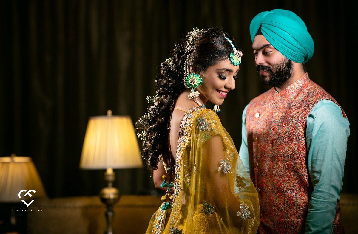 Punjabi weddings are a true reflection of Punjabi