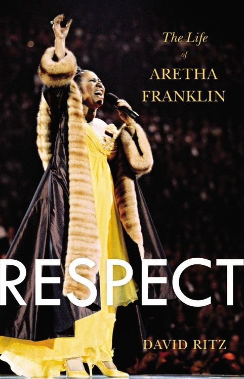 Respect Aretha Franklin Music Book My Books