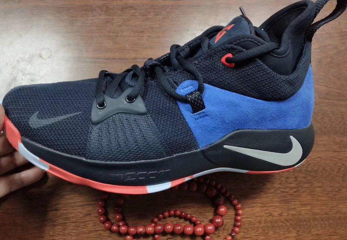 First Look At The Nike PG 2 OKC