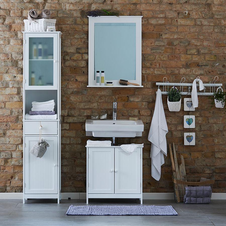Waschbeckenunterschrank Von California Bei Home24 Kaufen Home24 Waschbeckenunterschrank Hochschrank Schrank
