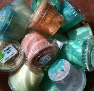 New scents MINI BaTH BOMB packs a punch,