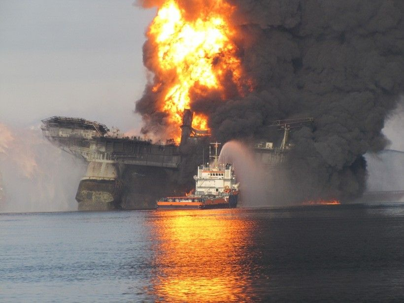 The Gulf of Mexico is yet to recover from the 2010 BP oil ...