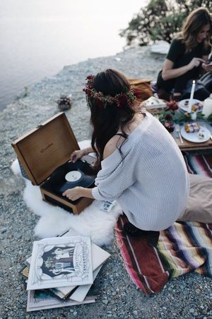 Holiday Feast By The Lake