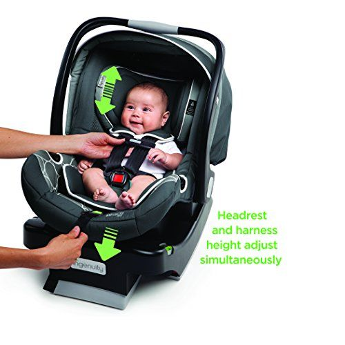 Ingenuity InTrust 35 Pro Infant Car Seat, Larson (Discontinued by Manufacturer)  http://www.babystoreshop.com/ingenuity-intrust-35-pro-infant-car-seat-larson-discontinued-by-manufacturer/