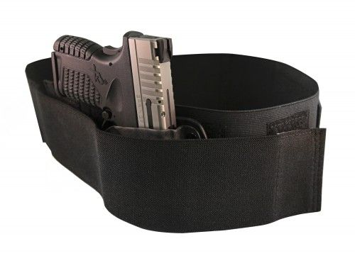 CrossBreed Holsters Debuts Redesigned Belly Band Holster