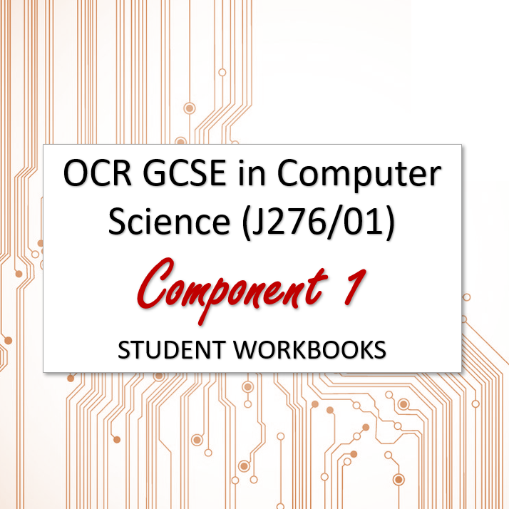 These Workbooks Cover Everything Outlined In The Oce Specification For Component 1 Of The Gcse In Computer Science Science Teaching Resources Teaching Science
