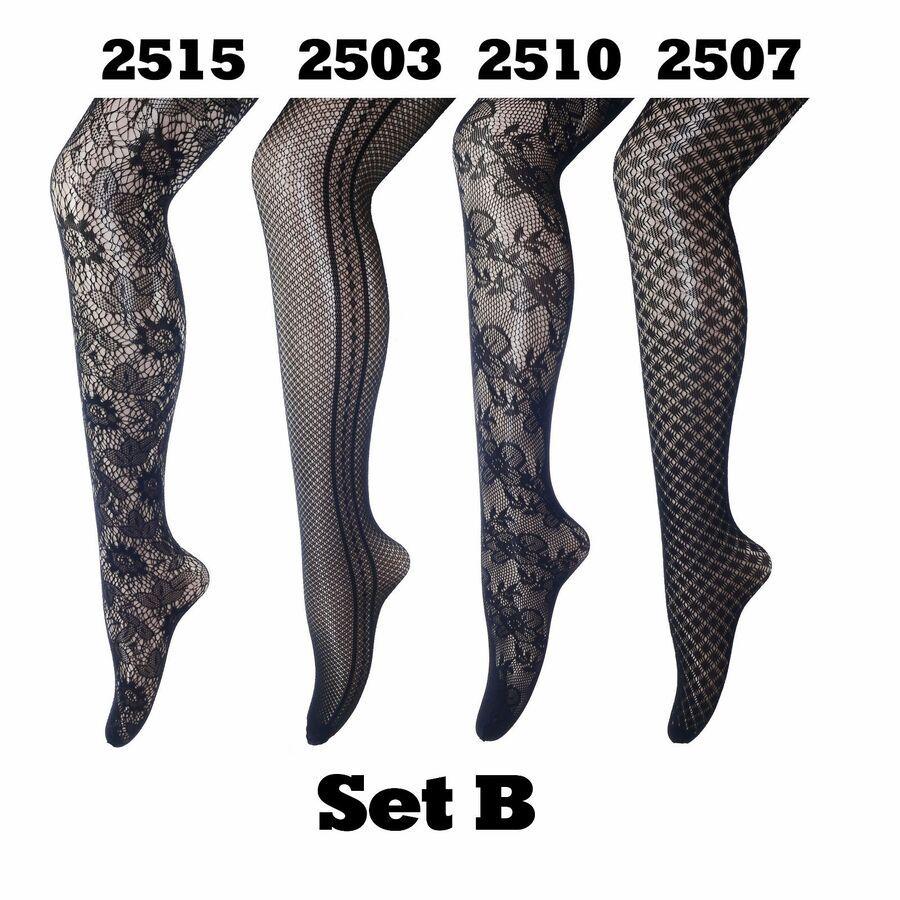 e42768c86b9 Fishnet Net Pattern Pantyhose Black Hosiery Tights One Size Christmas Gift   Pantyhose Black Pattern