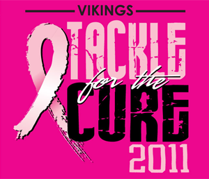 Tackle Cancer Shirts | ... pink Tackle for the Cure shirts to Pink ...