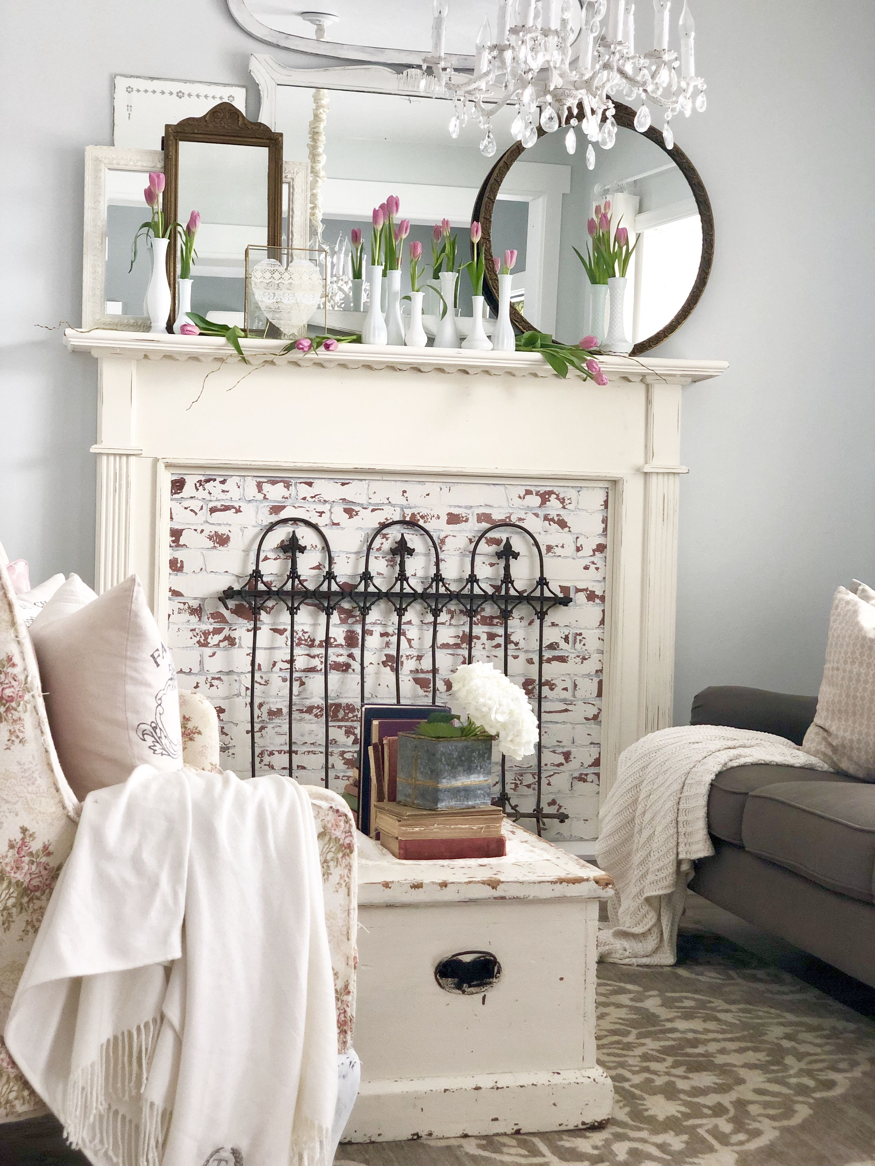 Chic And Elegant Valentine S Day Decorating Ideas Shabby Chic