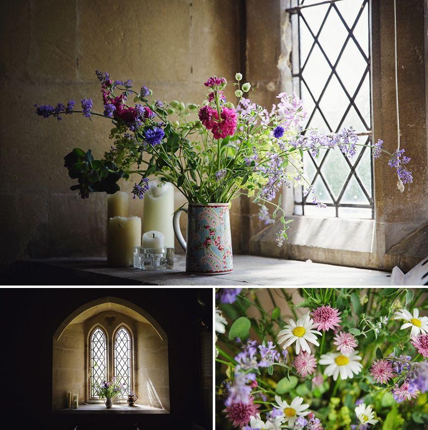 Flowers Church Wedding: The Country Church .....GemmaWilliamsPhotography