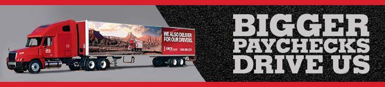 Crete carrier truckingjobs trucks truck