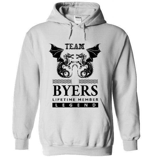 (Team2903) Team BYERS Lifetime Member - #shirt ideas #tshirt crafts. HURRY => https://www.sunfrog.com/Names/Team2903-Team-BYERS-Lifetime-Member-4793-White-33151391-Hoodie.html?68278