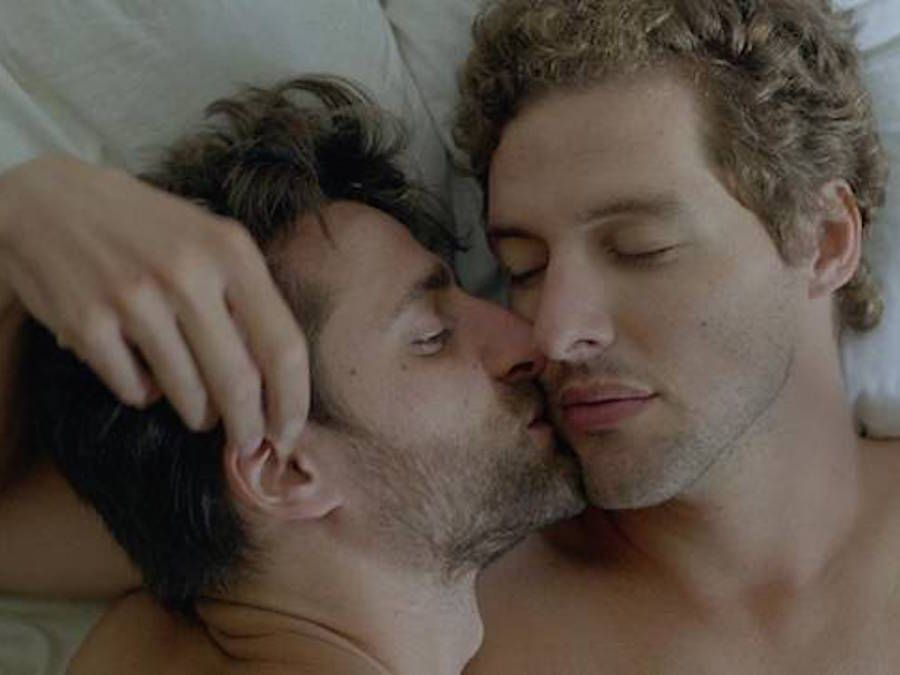 Best gay love scenes movie
