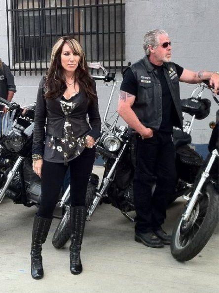 Gemma from Sons of Anarchy one badass biker chick  sc 1 st  Pinterest & Gemma from Sons of Anarchy one badass biker chick   When I Ride ...