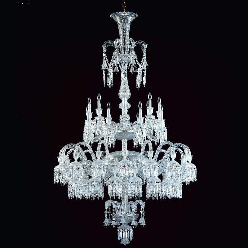 Baccarat solstice chandelier 2606731 luxury crystal lighting on baccarat solstice chandelier 2606731 luxury crystal lighting on select interiormarket aloadofball Choice Image
