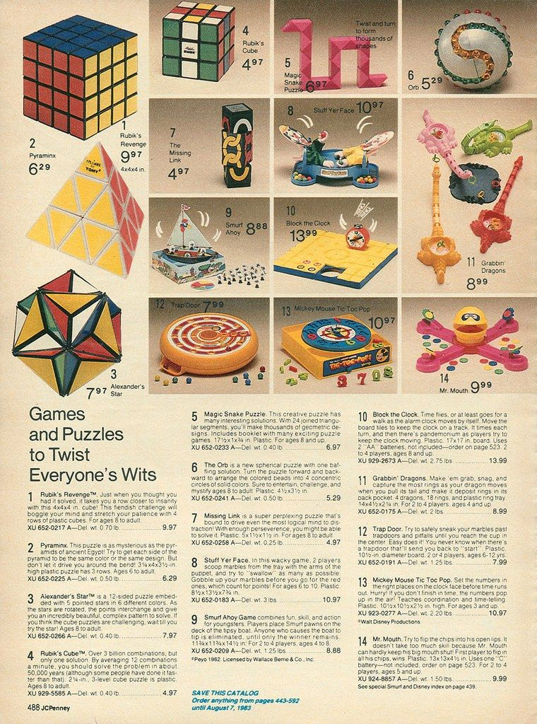 This Retro Toy Catalog Will Make You Wish It Was 1982 Retro Toys Toy Catalogs Jcpenney Christmas Catalog