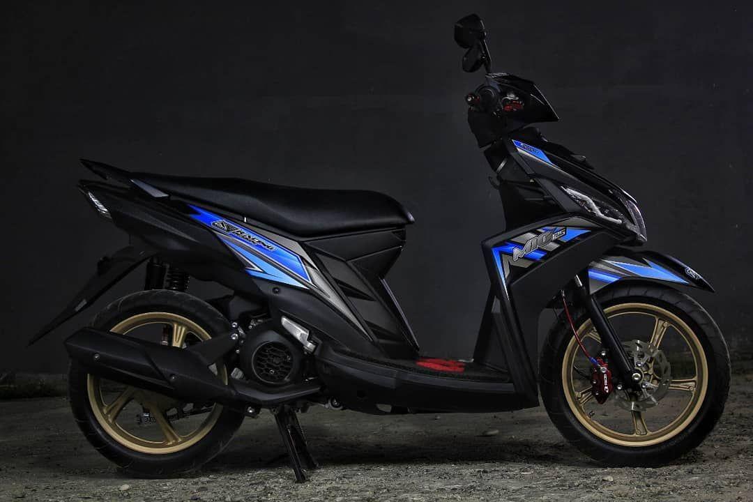 Alifstiker Di Instagram M3 125 Yamaha Yamaha125 Afstiker Miom3 Miom3modifikasi Miosporty Semakindidepan Yamaharacing Motor